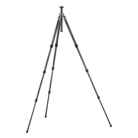 """Gitzo GT2540LLVL Series 2 Leveling 6X 4 Section Carbon Fiber Tripod with G-Lock, Maximum Height 67"""", Supports 26 lbs.  by Gitzo"""