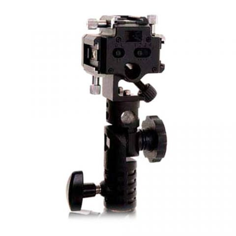 Lastolite LA2455 TriFlash Sync Bracket with Shoe Lock, Syncs up to Three Flashes  by Lastolite