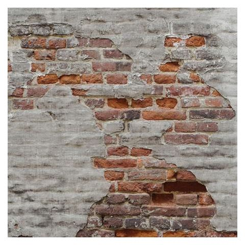Lastolite Urban Collapsible 5x7' (1.5x2.1m) Rusty Metal/Plaster Wall Background  by Lastolite
