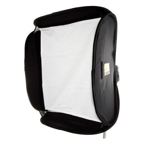 "Lastolite 25x25"" Ezybox Hot Shoe Softbox Kit with Mark II Bracket  by Lastolite"