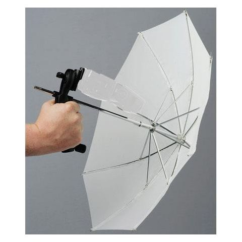 "Lastolite LU2126 Brolly Grip Kit with 20"" Translucent Umbrella  by Lastolite"