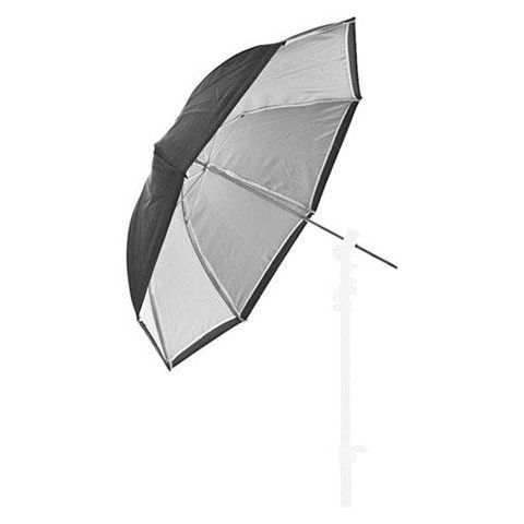 "Lastolite 28""/72cm Dual Duty Umbrella, Black/White  by Lastolite"