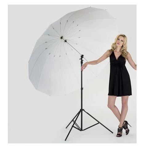 "Lastolite 181cm (71"") Mega Umbrella, Translucent  by Lastolite"