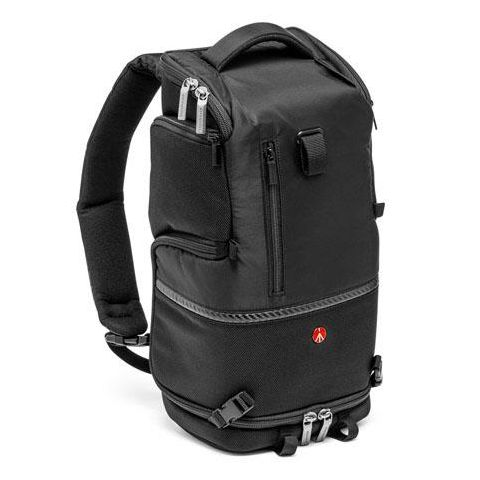Manfrotto Advanced Tri-Backpack, Small, Black  by Manfrotto