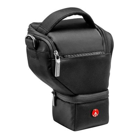 Manfrotto Extra Small Plus Advanced Holster for Camera and Memory Cards  by Manfrotto