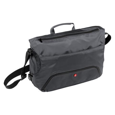 Manfrotto Large Active Advanced Befree Messenger Bag, Gray  by Manfrotto