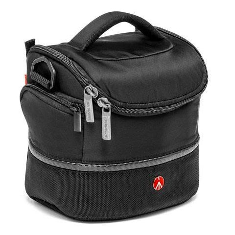 Manfrotto Advanced Shoulder Bag IV, Black  by Manfrotto