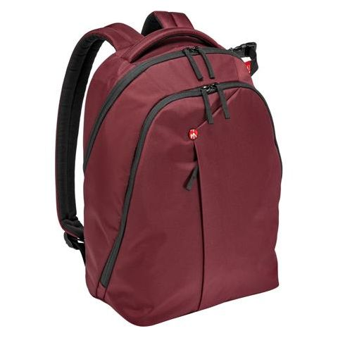 Manfrotto NX Backpack for DSLR Camera, Laptop and Personal Gear, Bordeaux  by Manfrotto