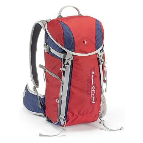 Manfrotto Off Road Hiking Backpack 20L Red  by Manfrotto