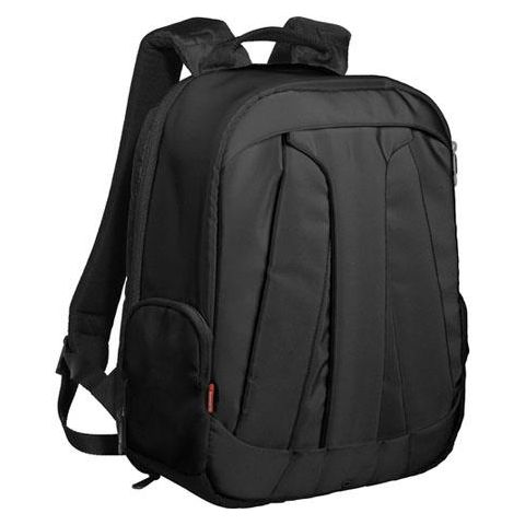 Manfrotto MBSB390-5BB Stile Veloce V Backpack for DSLR and 70-200mm, 2-3 Lenses, Tripods, Black  by Manfrotto