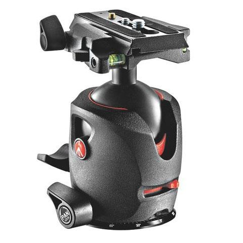 Manfrotto 057 Magnesium Ball Head with Q5 Quick Release, Supports 33 lbs.  by Manfrotto