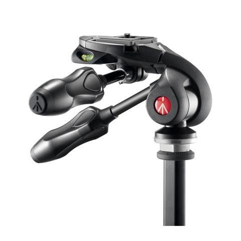 Manfrotto MH293D3-Q2 3-Way Photo Head with Foldable Handles  by Manfrotto