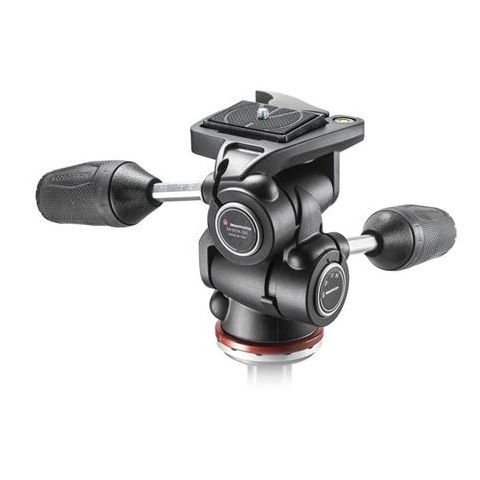Manfrotto MH804-3W 3-Way Pan/Tilt Head with Quick Release  by Manfrotto