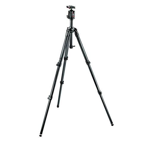 Manfrotto 057 Carbon Fiber Tripod Kit with Q5 Ball Head  by Manfrotto