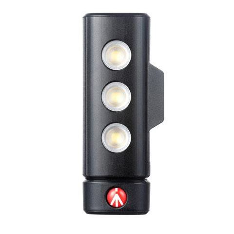 Manfrotto KLYP SMT LED Light with Tripod Mount Adapter for iPhone 5/5s  by Manfrotto