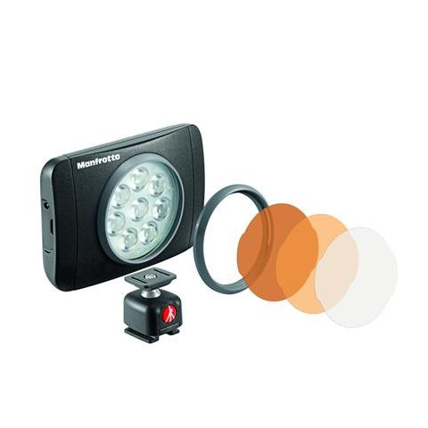 Manfrotto Lumie Muse LED Light, 5600K Color Temperature  by Manfrotto