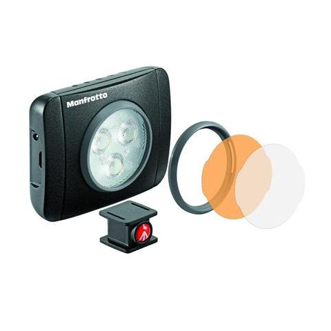Manfrotto Lumie Play LED Light, 5600K Color Temperature  by Manfrotto