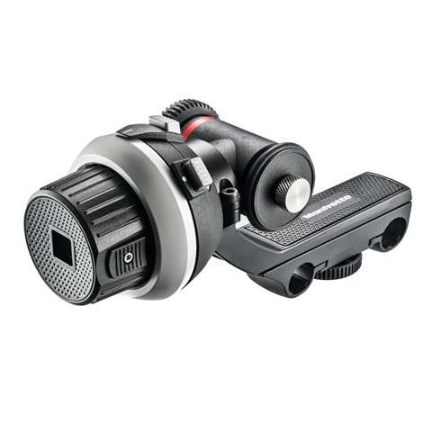 Manfrotto MVA511FF Manual Follow Focus for 15mm LWS Rods  by Manfrotto
