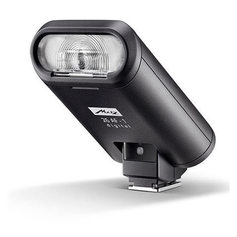 Metz mecablitz 26AF-1 digital Flash for Canon Cameras, E-TTL / E-TTL II, Guide Number 85'  by Metz