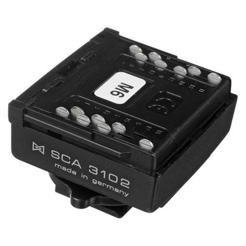 Metz SCA 3102 M6 Dedicated TTL Module for Canon Cameras  by Metz