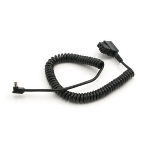 Metz 3' Coiled Sync Cord, Square to PC for the 45CT-1  by Metz