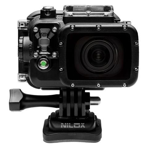 Nilox F-60 EVO 16MP Full HD Waterproof Action Camera, 1920x1080, 60fps  by Nilox