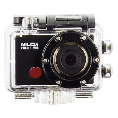 Nilox MINI F Wi-Fi 8MP Full HD Action Camera, 1920x1080, 30 fps  by Nilox