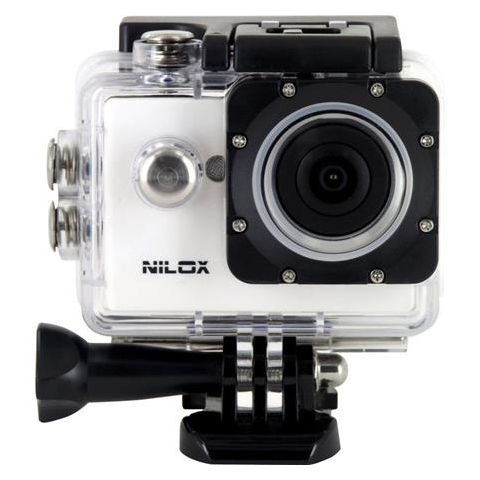 Nilox MINI UP Action Camera, 720p Video at 30 fps  by Nilox