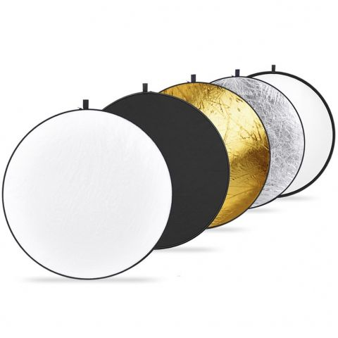 Lastolite Collapsible Diffuser Disc Holder for Hot Lights.  by Lastolite