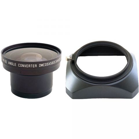 CAVISION DWC05x58H 0.5xWIDE ANGLE CONVERTER LENS by Cavision