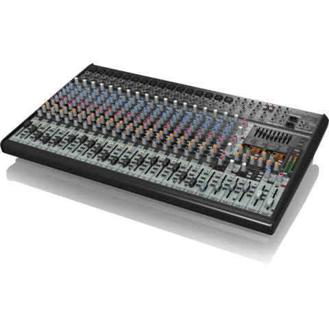 Behringer Eurodesk SX2442FX-PRO - 24-Channel Recording and Sound Reinforcement Console by Behringer