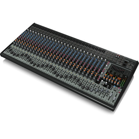 Behringer Eurodesk SX3242FX-PRO - 32-Channel Recording and Sound Reinforcement Console by Behringer