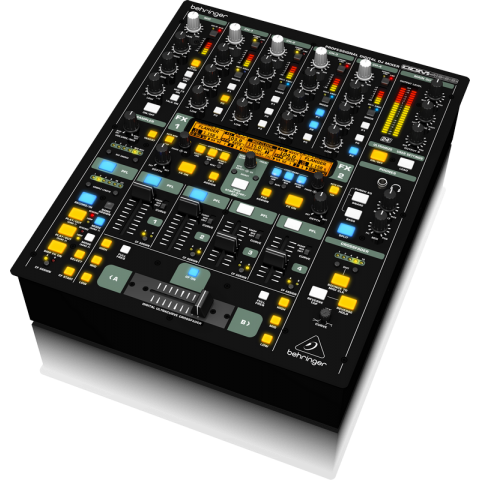 Behringer DDM4000 4-Channel Digital DJ Mixer by Behringer