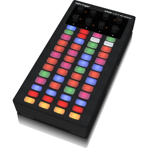 Behringer CMD LC-1 Trigger-Based MIDI Controller for Ableton Live  by Behringer