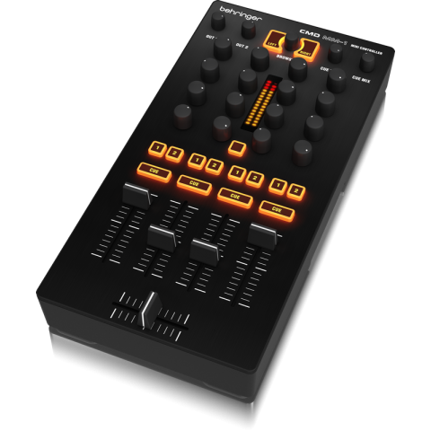 Behringer CMD MM-1 4-Channel MIDI DJ Mixer Module by Behringer