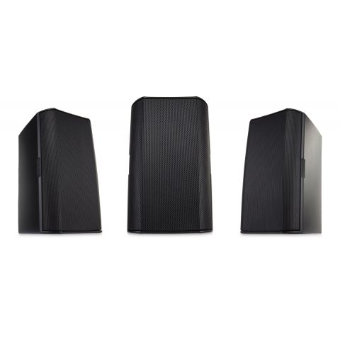 "QSC AcousticDesign AD-S4T 4"" Two-Way Surface Mount Loudspeaker (Black)  by QSC"