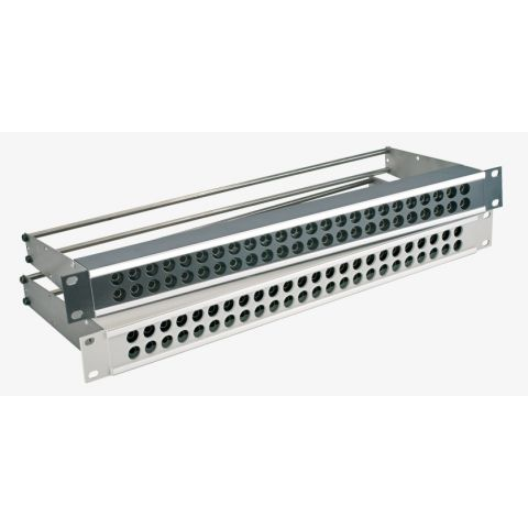 CANFORD 48-4318 MUSA HD PATCH PANEL 1U 2X24 MUSA H by Canford