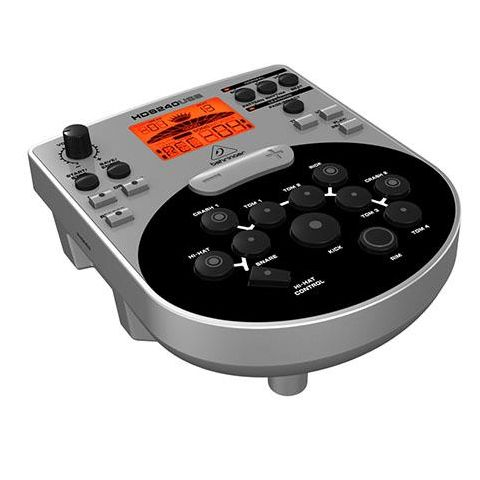 Behringer XD80USB High-Performance 8-Piece Electronic Drum Set with 175 Sounds, 15 Drum Sets, LCD Display and USB/MIDI Interface  by Behringer