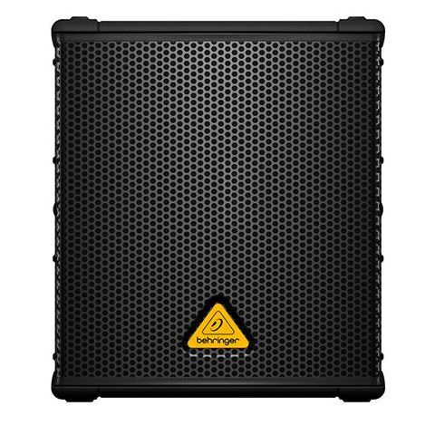 """Behringer Eurolive B1200D-PRO High-Performance Active 500-Watt 12"""" PA Subwoofer with Built-in Stereo Crossover, 60Hz-130Hz Frequency Response  by Behringer"""