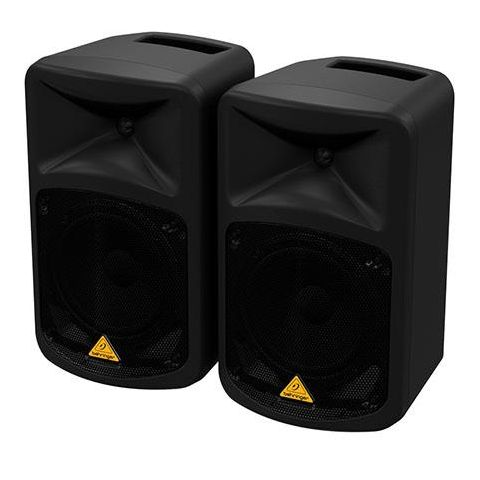 Behringer Europort EPS500MP3 Ultra-Compact 500-Watt 8-Channel Portable PA System with MP3 Player, Reverb and Wireless Option  by Behringer