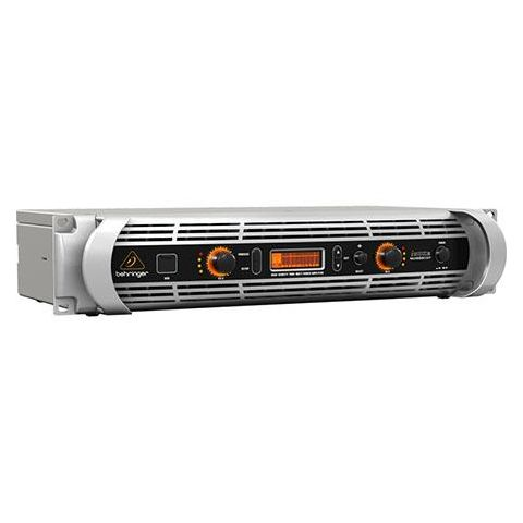 Behringer iNuke NU1000DSP Power Amplifier with Digital Signal Processing Control and USB Interface, 1000 Watts, 20Hz-20kHz Frequency Response  by Behringer