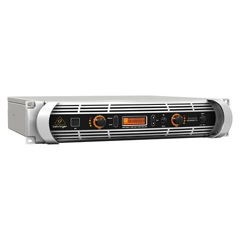 Behringer iNuke NU12000DSP High-Density Power Amplifier with Digital Signal Processing Control and USB Interface, 20Hz-20kHz Frequency Response  by Behringer