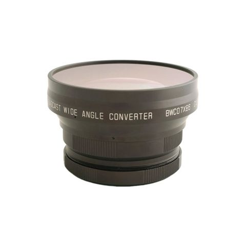 CAVISION BWC07x86B-EX1 0.7x WIDE ANGLE CONVERTER FOR SONY EX1 by Cavision
