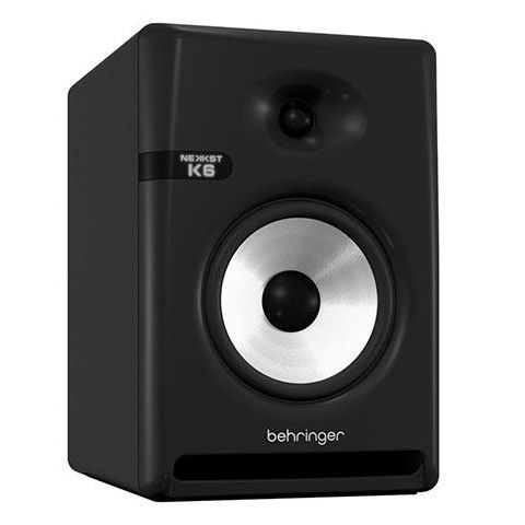 """Behringer NEKKST K6 100W Audiophile Bi-Amped 6.5"""" Studio Monitor with Advanced Waveguide Technology  by Behringer"""
