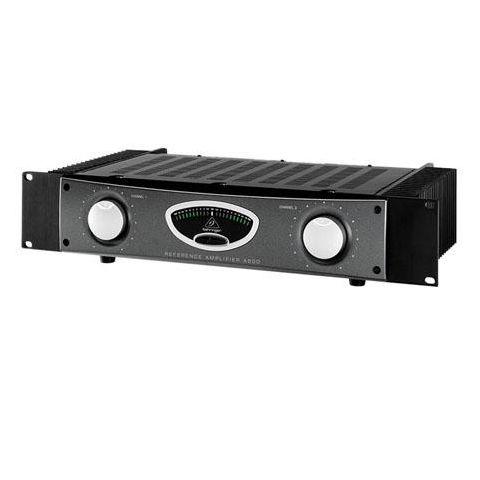 Behringer A500 2-Channel Rackmount Ultra-Linear Studio Power Amplifier - 230W per Side at 4 Ohms  by Behringer