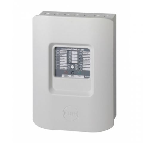 Kilsen KFP-CF8-19 Eight-zone fire alarm control panel with fire routing by Kilsen