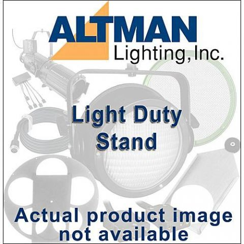 Altman Two Leg Light Duty Folding Stand by Altman