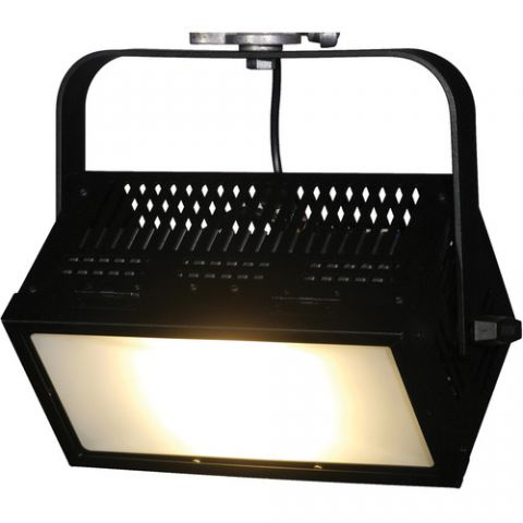 Altman 130W 3000K LED Worklight with Yoke Mount (Black) by Altman