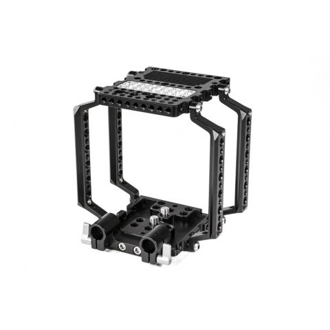 Wooden Camera - NATO Cage (4 Arms) by Wooden Camera