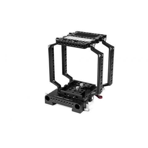 Wooden Camera - NATO Cage + (15mm Studio) by Wooden Camera